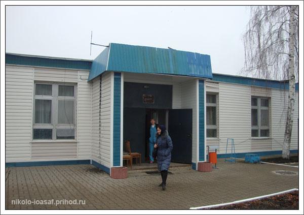 Социальная служба посетила дом престарелых в п. Разумное